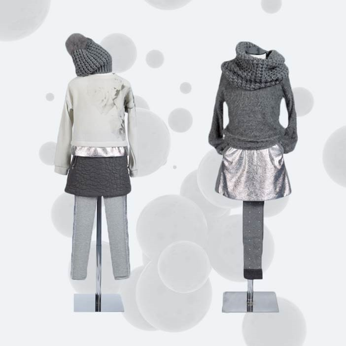 A space inspiration for girl apparel