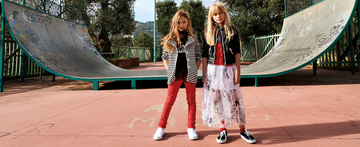 So strong, so good: kidswear is glam rock