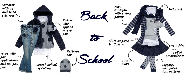 Back to School kidswear made in Elsy