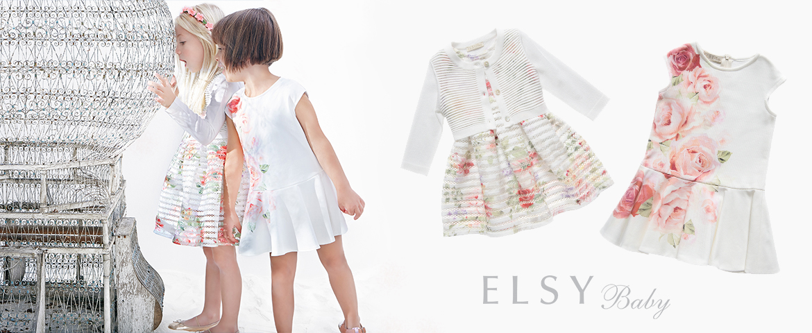 Little girls party dresses as style gardens: petals and buds in soft shades of pink