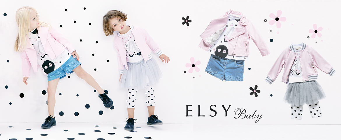 Funny, ironic, but also very refined: in the kidswear it's pois mania!